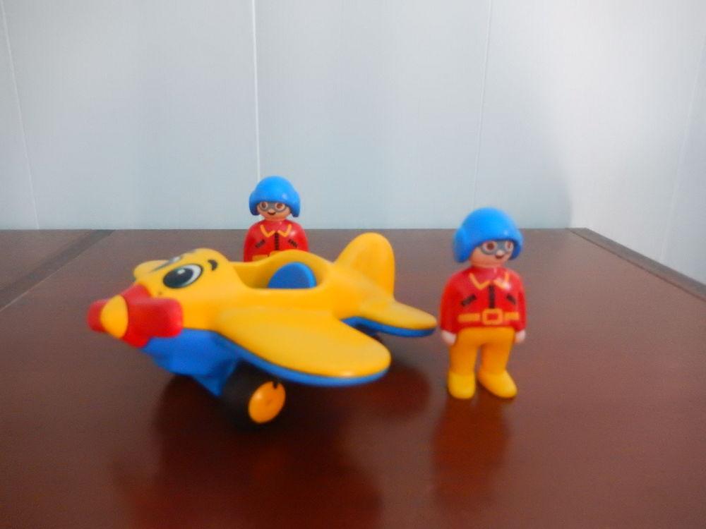 Playmobil 1-2-3 18 Saint-Jean-du-Cardonnay (76)