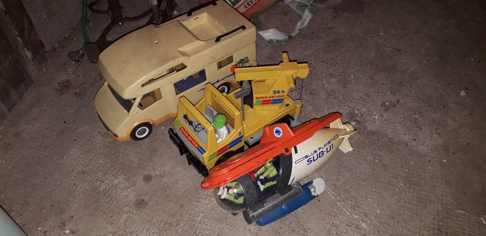 Lot Playmobil  95 Marseille 15 (13)