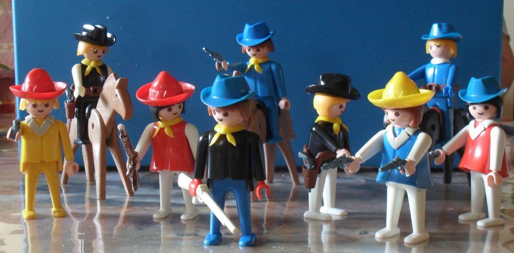 Playmobils thème Far West 20 Montreuil (93)