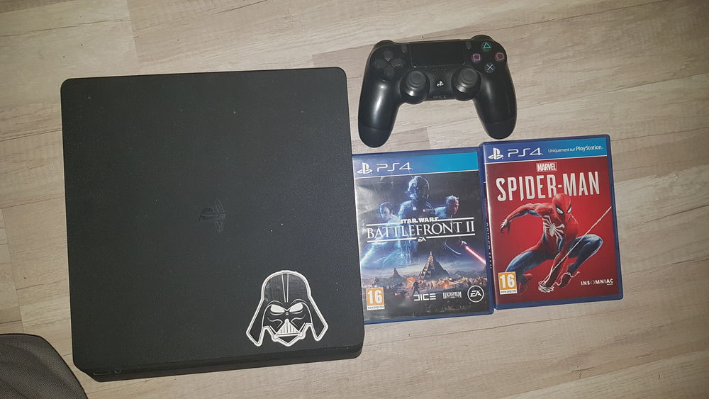 Playstation 4 500go 200 Mâcon (71)