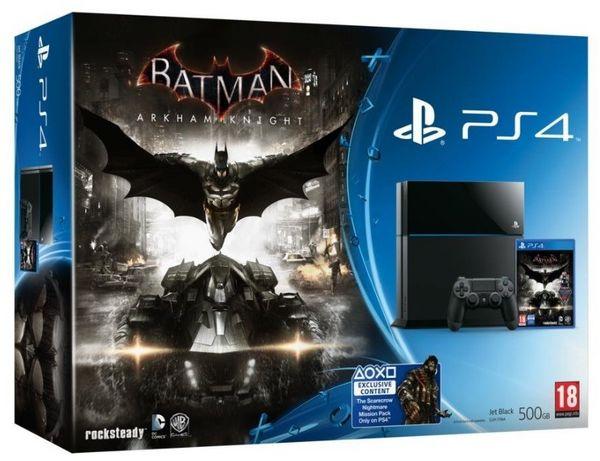 Playstation 4 Batman 310 Sedan (08)