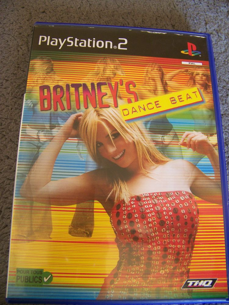 Jeu Playstation 2 Britney's dance beat 15 Damprichard (25)