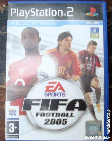 Jeu playstation 2 Fifa Football 2005 2 Villeneuve-d'Ascq (59)
