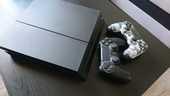 Playstation 4 1to & 11 jeux & 2 manettes 500 Morangis (91)