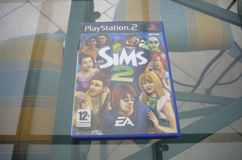Jeu Playstation 2 : Les Sims 2 5 Avesnes-les-Aubert (59)