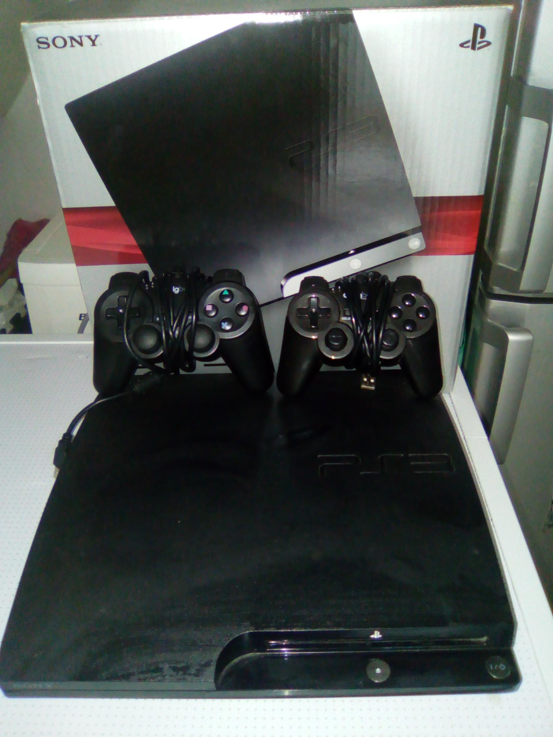 Playstation 3 250 go 80 Croix (59)