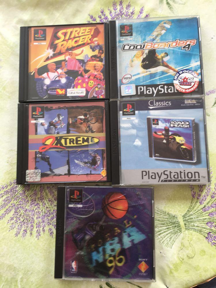 CD Playstation à 4€ 4 Cachan (94)