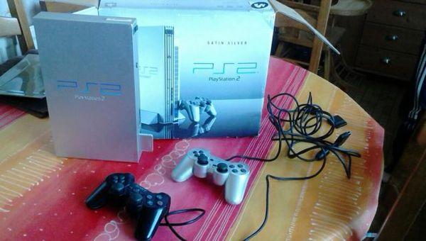 Playstation2 quicksylvers argenté   150 Dieppe (76)