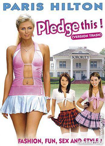 K7 vhs: Pledge This : Panique à la fac (323) DVD et blu-ray
