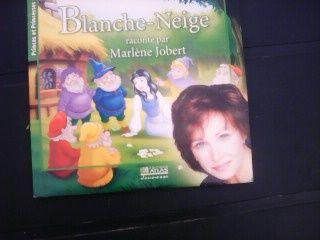 Les plus beaux contes raconté par Marlene Jobert  5 Douai (59)