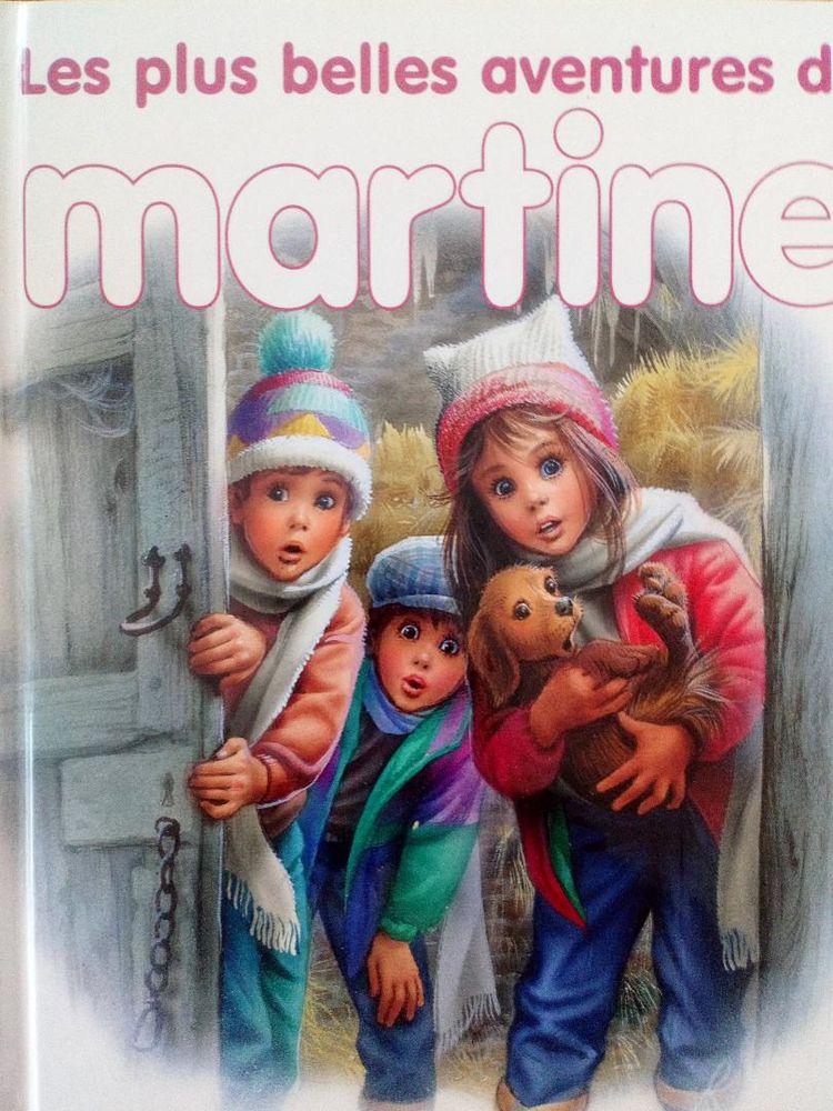 Les plus belles aventures de Martine  5 Bobigny (93)