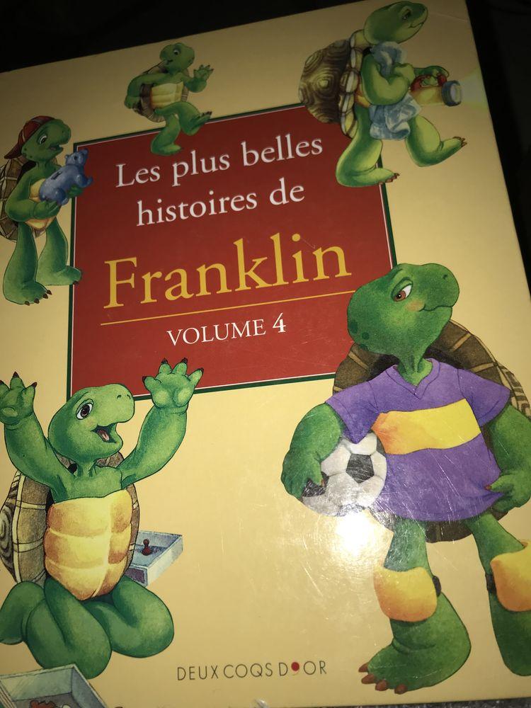 LES PLUS BELLES HISTOIRES DE FRANKLIN Volume 4 6 Saint-Genis-Laval (69)