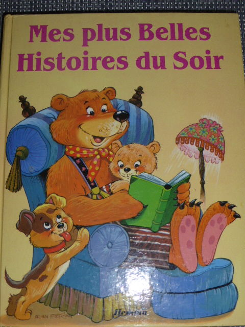Mes plus belles histoires du soir 2 Rueil-Malmaison (92)
