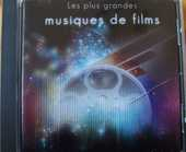 CD Les PLUS GRANDES MUSIQUES de FILMS  5 Lille (59)