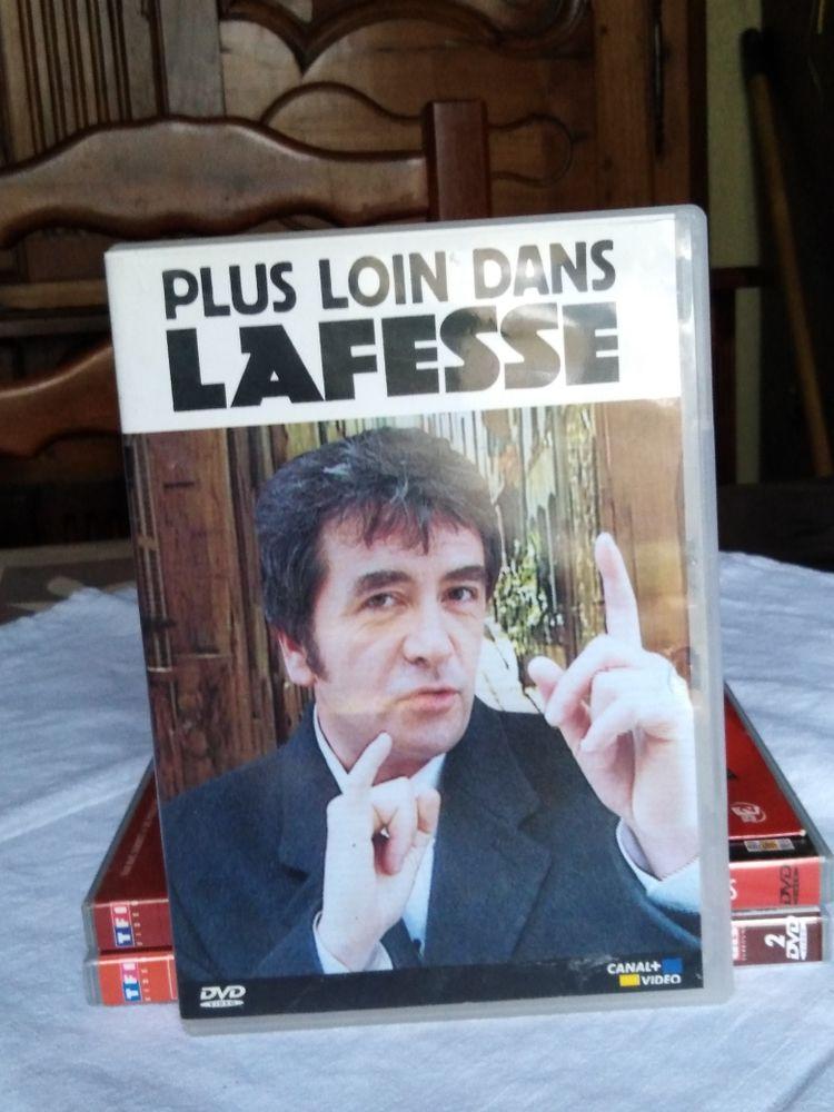 DVD plus loin dans lafesse 3 Avermes (03)
