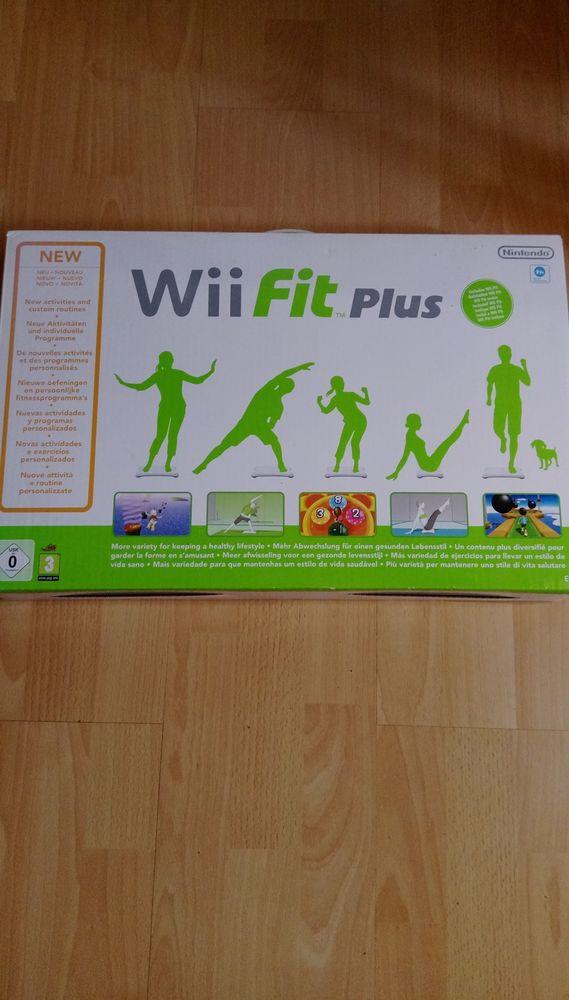 Wii Fit Plus 0 Savigny-le-Temple (77)