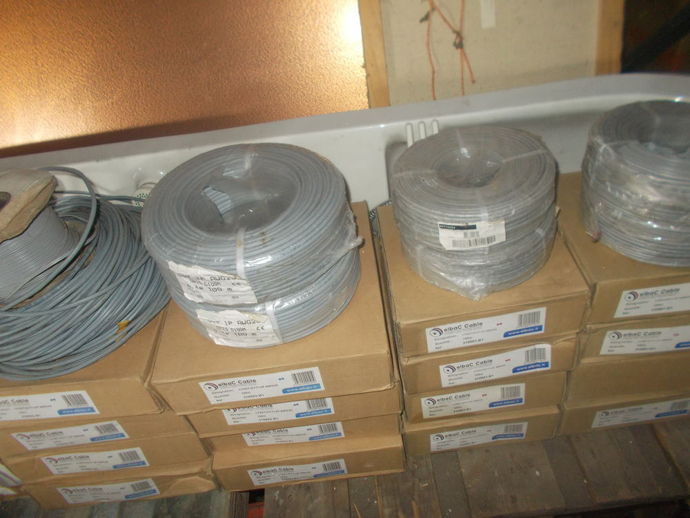 plusieurs lot câble faire prix  200 Saran (45)