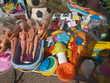 plusieurs lot divers jouet   pour vide grenier faire prix
