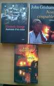 Plusieurs livres SUSPENS, ESPIONNAGE ou THRILLER 4 Vannes (56)