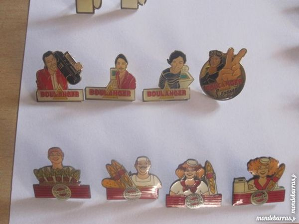 plusieurs pins de collection tres rare et unique 2 Andrésy (78)