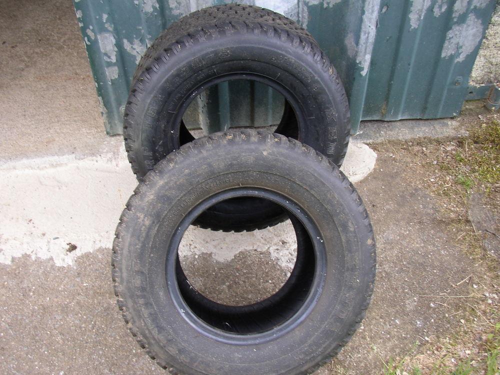 pneus pour tondeuse autotractée 60 Trespoux-Rassiels (46)