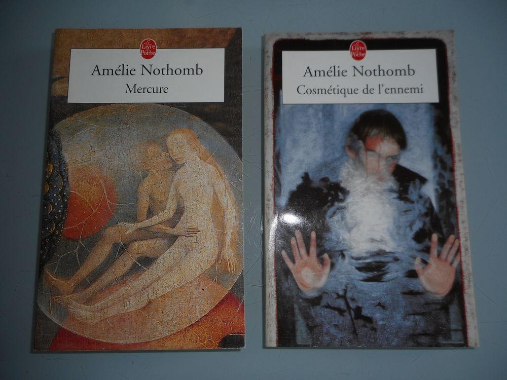 2 poches AMÉLIE NOTHOMB 3 Limay (78)