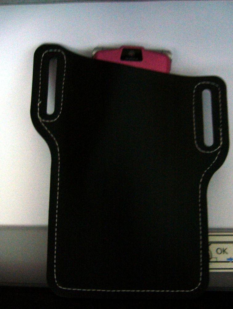 pochette cuir téléphone ou autre ceinture 6 Versailles (78)
