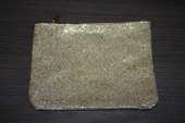 Pochette  de sac dorée neuve 3 La Verdière (83)