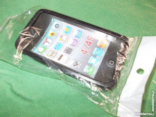 pochette iphone souple 4 4s 2 Pantin (93)