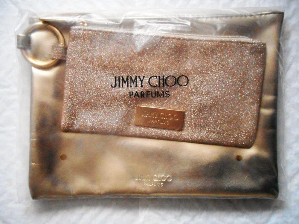 Lot de 2 Pochettes Jimmy CHOO : 8 Villejuif (94)