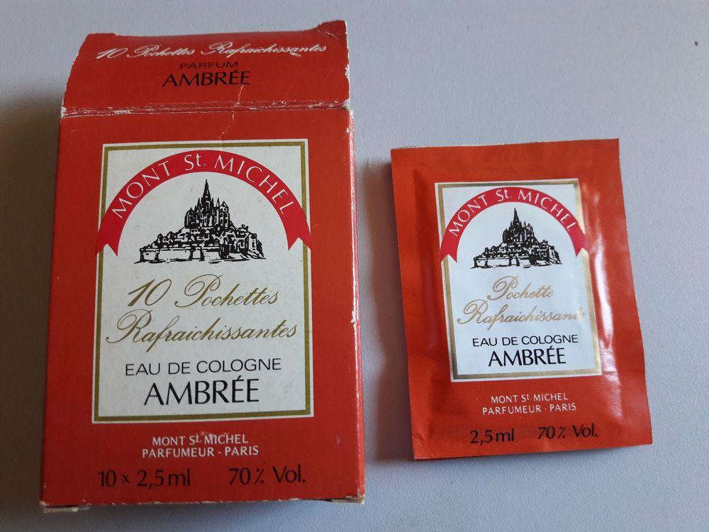 Pochettes parfumées Mont Saint Michel 5 Nieuil-l'Espoir (86)