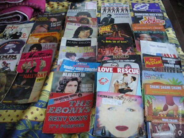 lot de 25 pochettes 45 TOURS 5 Lille (59)