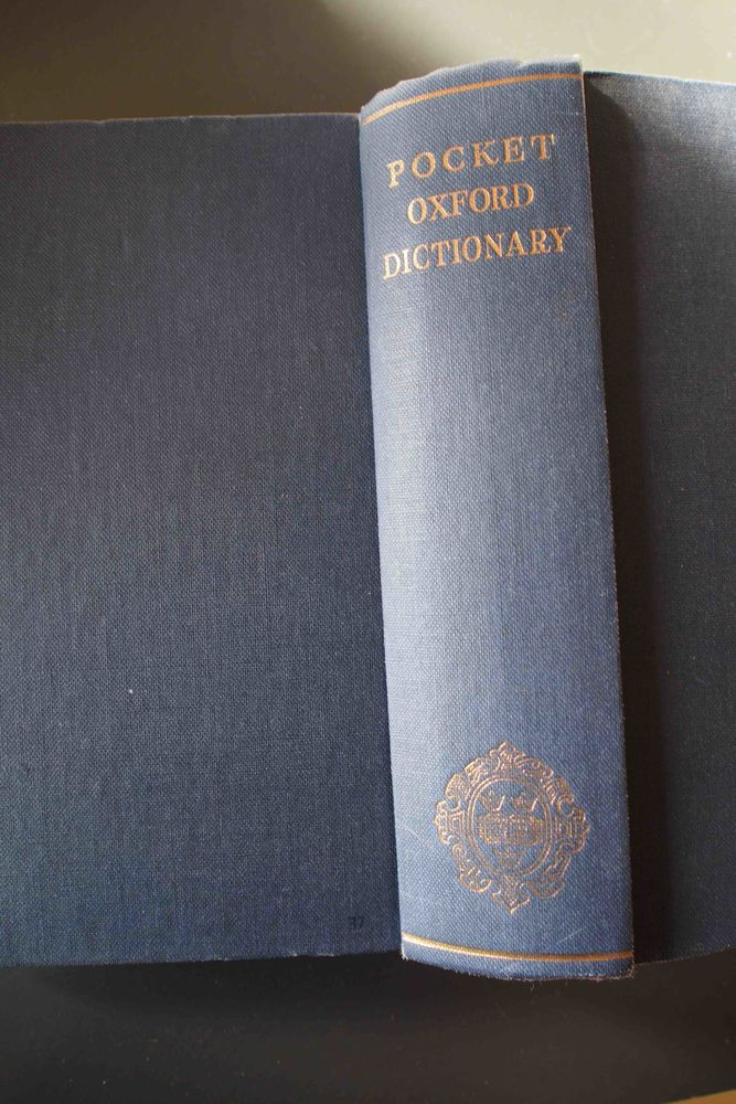 The pocket Oxford dictionary of current English, 15 Rennes (35)