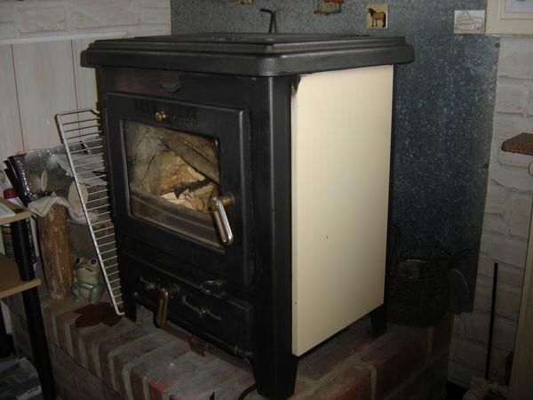 Achetez poêle à bois feu occasion, annonce vente à Hem (59