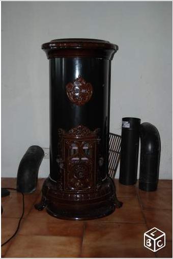 poeles bois occasion dans le pays de la loire annonces achat et vente de poeles bois. Black Bedroom Furniture Sets. Home Design Ideas