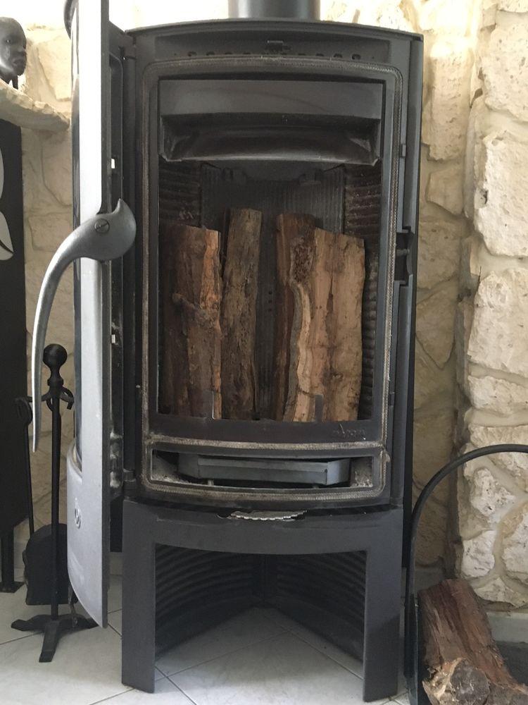 Poêle à bois Invicta Argos 350 Villiers-le-Bel (95)