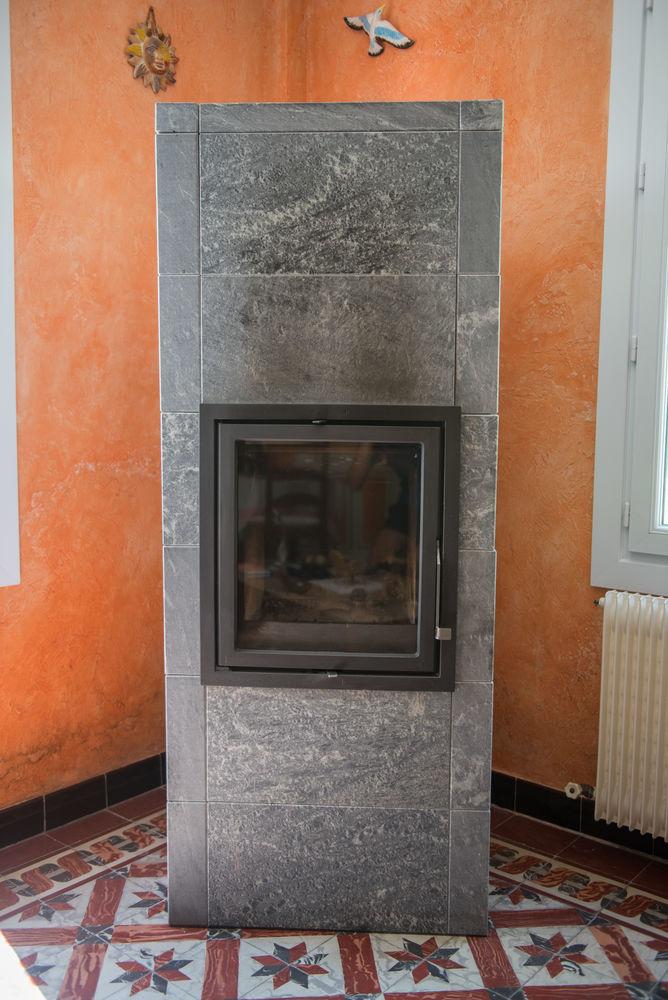 Poêle à bois Jøtul FS 350 Bricolage