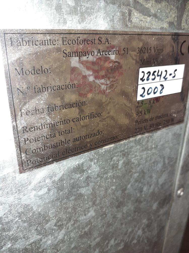 poêle à granules 900 Négrondes (24)