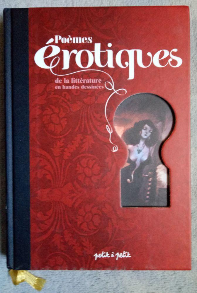 Poèmes érotiques illustrés 8 Amnéville (57)