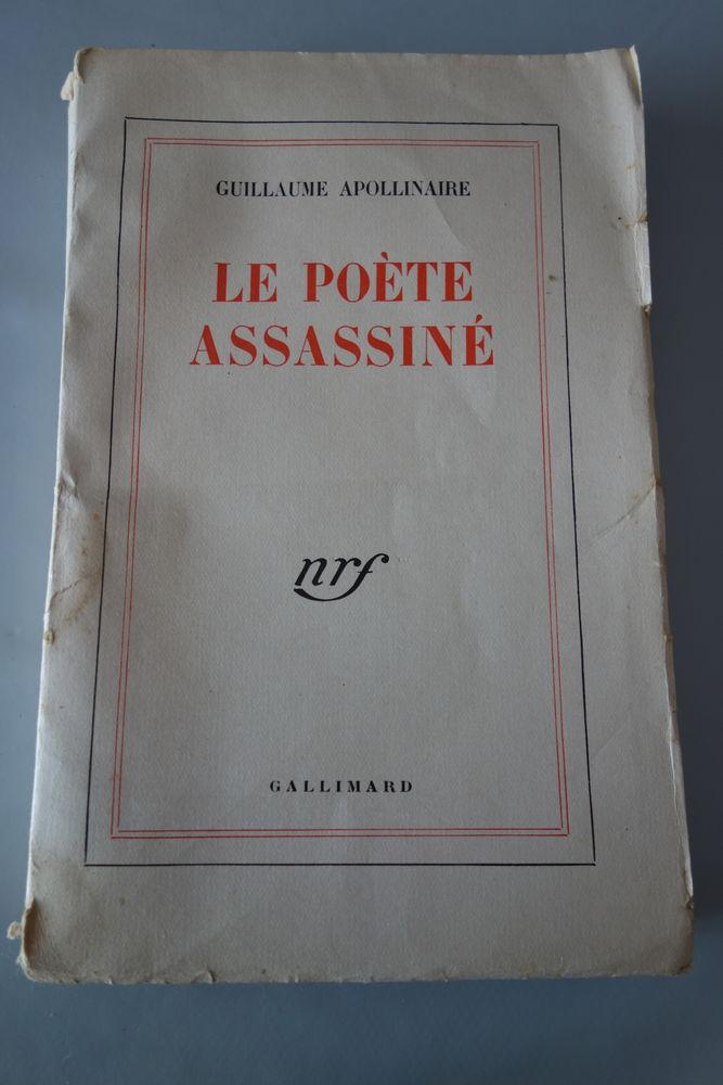 Le Poète Assassiné  G. APOLLINAIRE  5 Mayenne (53)