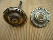 Poignée complète laiton ronde 50 Castelnaudary (11)