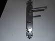 Poignée de porte en fer forger pour salle de bain et WC  10 Neufchâteau (88)