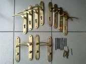 Poignées de porte en laiton 20 Challans (85)