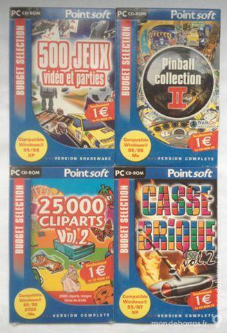 PC CD-Rom point soft CD et vinyles