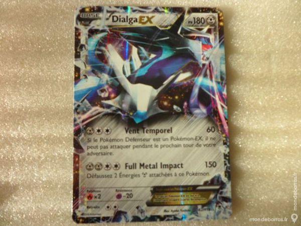 Pokémon Dialga EX : Vigueur Spectrale Carte Neuve 25 Haubourdin (59)