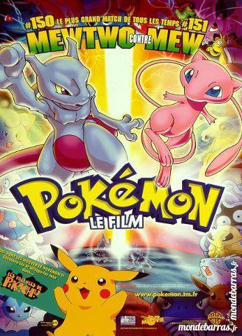 K7 Vhs: Pokémon le film (225) DVD et blu-ray