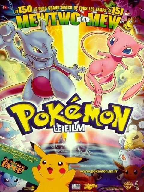 K7 Vhs: Pokémon, le film (03) 6 Saint-Quentin (02)