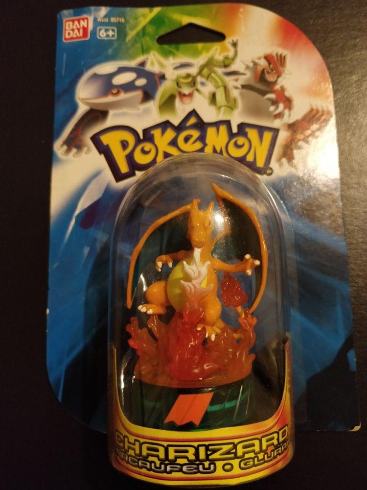 Pokémon Thinkchip   base figurine interactive charizard feu 12 Asnières-sur-Seine (92)
