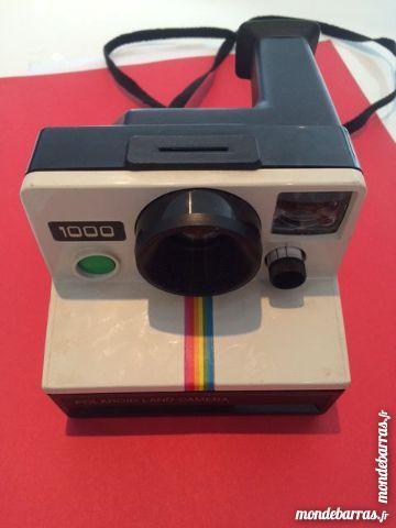 Polaroid 1000 - Bouton Vert 40 Nice (06)