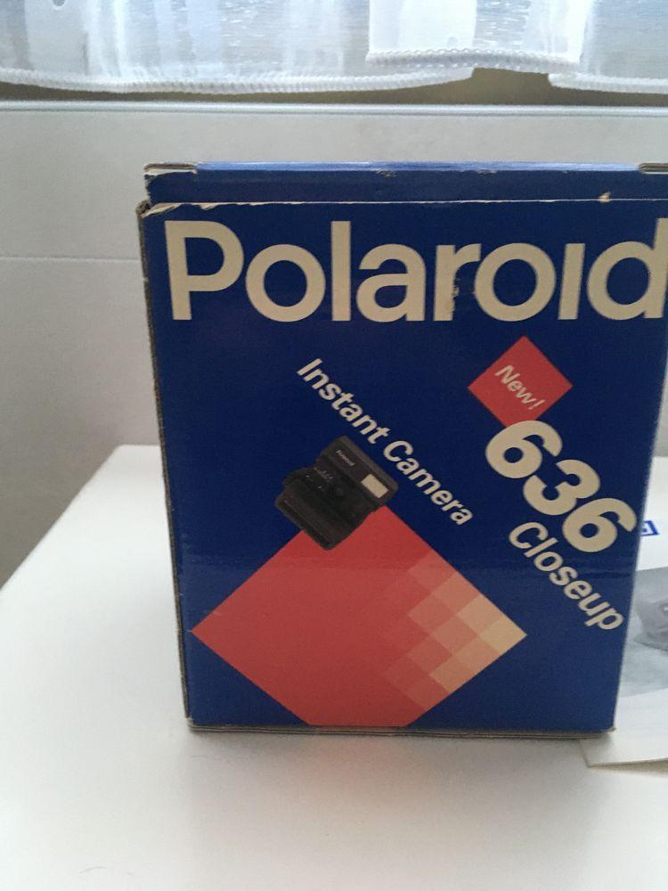 POLAROID 636 Photos/Video/TV